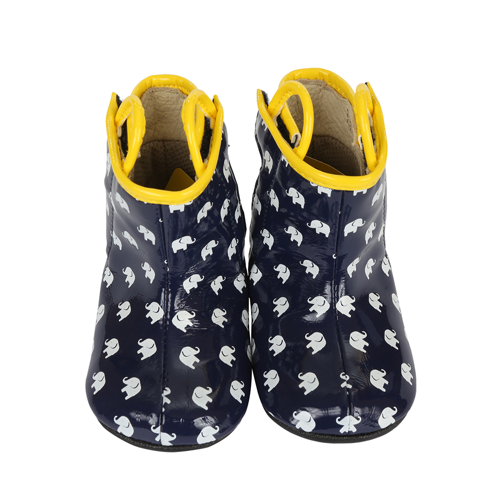 Sandor Baby Boots, 3 - 6 Months from Robeez Footwear Ltd. Product Image