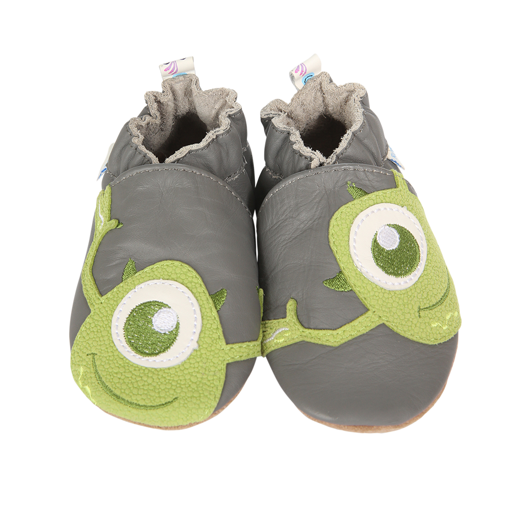 Monsters, Inc Baby Shoes, 0 - 6 Months from Robeez Footwear Ltd. Product Image